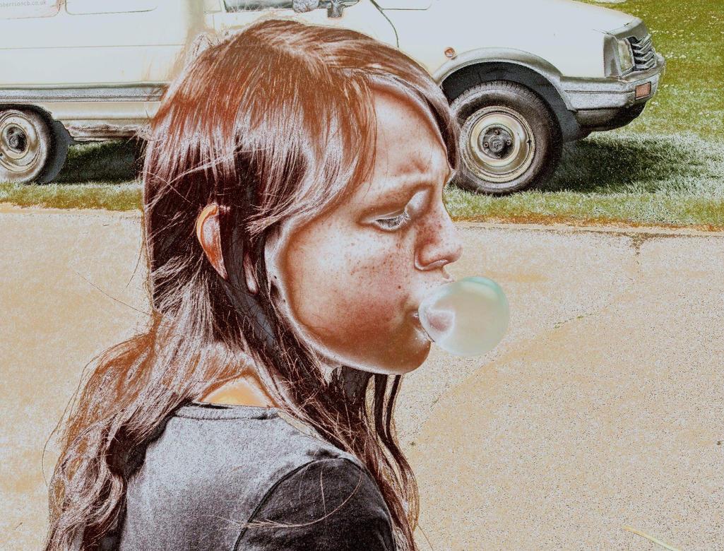 Bubblegum Girl by Lothrian