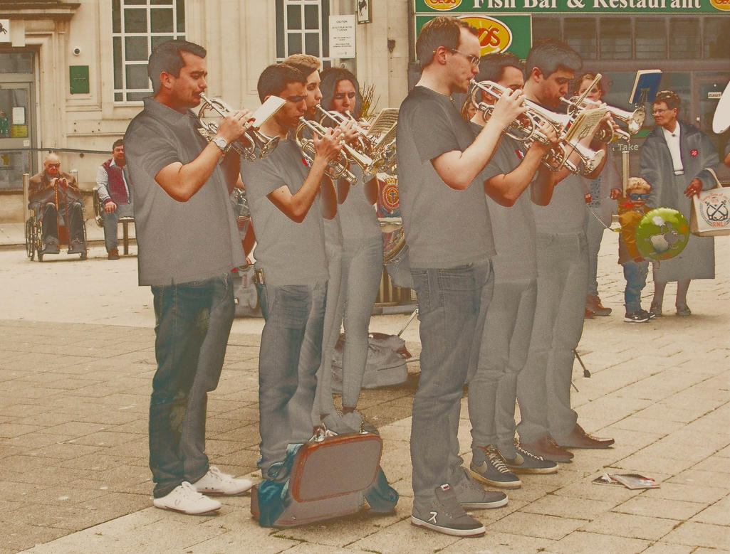 Little Brass Band (3) by Lothrian