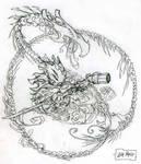 War Unleashed Sketch