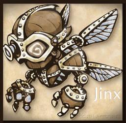 Jinx detail