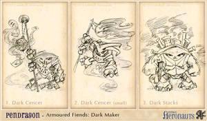 Which Dark Maker?
