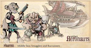 oddball Banner: Pirates