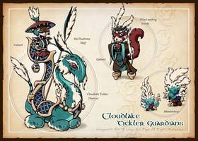 Cloudlake Tickler Guardians