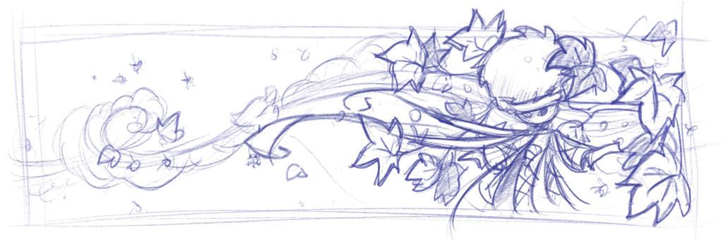 LaFae sketch by woodchi