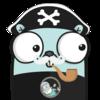Icon - Funny Pirate - 100x100