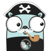 Icon - Funny Pirate - 100x100