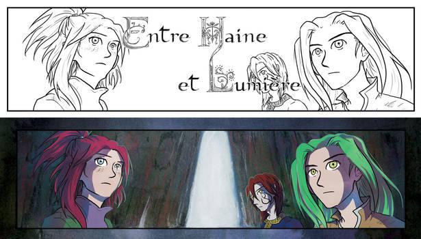 Entre Haine et Lumiere - preview