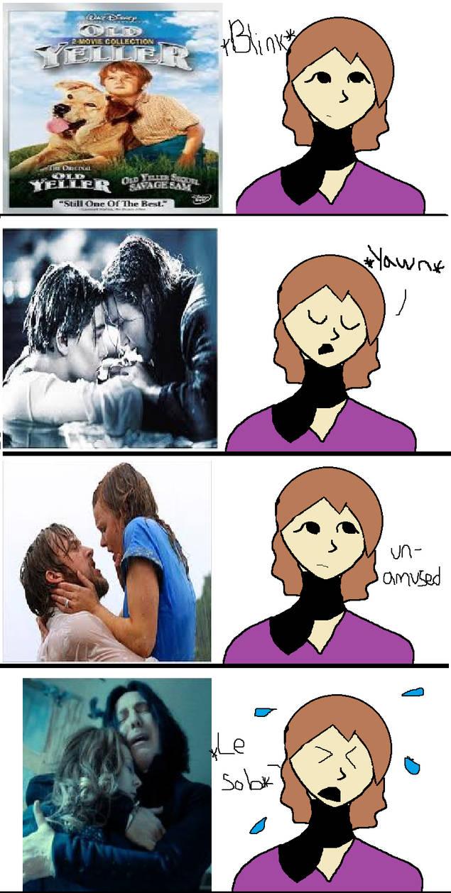 Romance Sad Movies