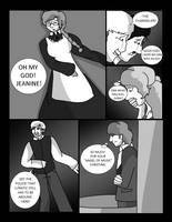 To Haunt a Phantom: 74 by ElyssaJM