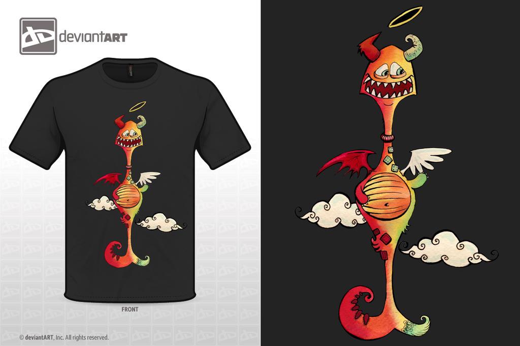 T-Shirt HandH by sara-nmt