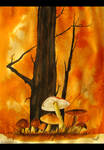 Tree-and-Shroomies