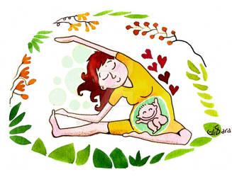 Yoga for Moms!