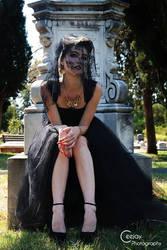 Victorian Goth Stock 2
