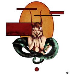 octopussy by Derrewyn
