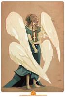 There must be an angel III by Derrewyn