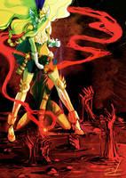 Conquest and Pestilence by Derrewyn