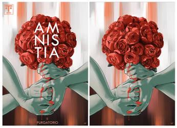Amnistia cover art by Derrewyn