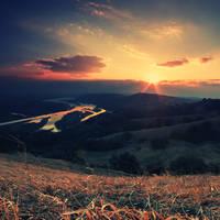 sunshine II by iustyn