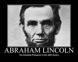 Abraham Lincoln by Balddog4