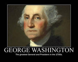 George Washington by Balddog4