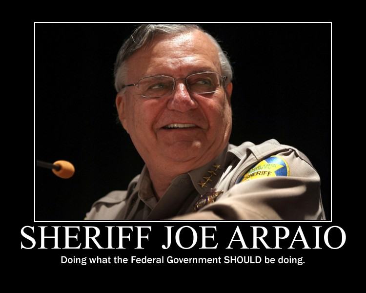 sheriff joe arpaio is a patriot