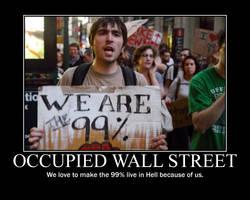 Occupied Wall Street by Balddog4