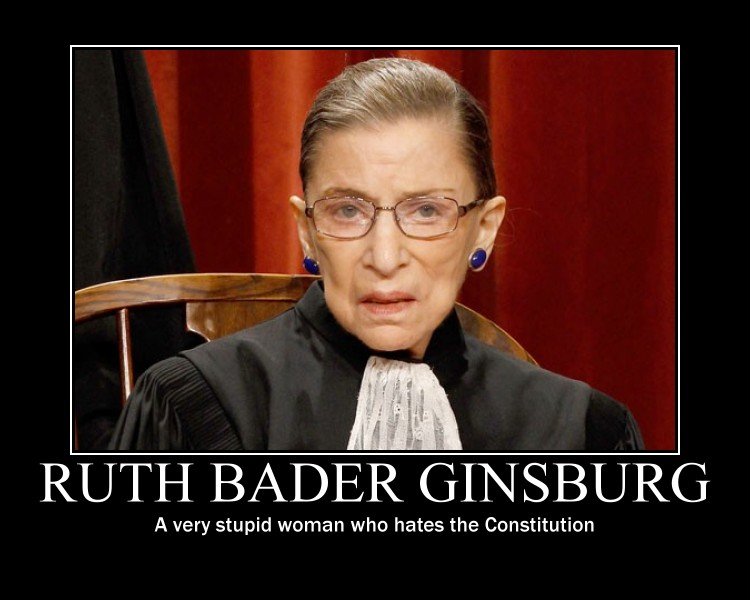 Ruth Bader Ginsburg Wants An All Female Supreme Court