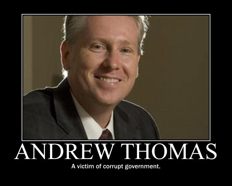 Andrew Thomas by Balddog4