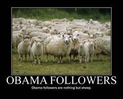 Obama Followers by Balddog4