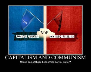 Capitalism and Communism by Balddog4