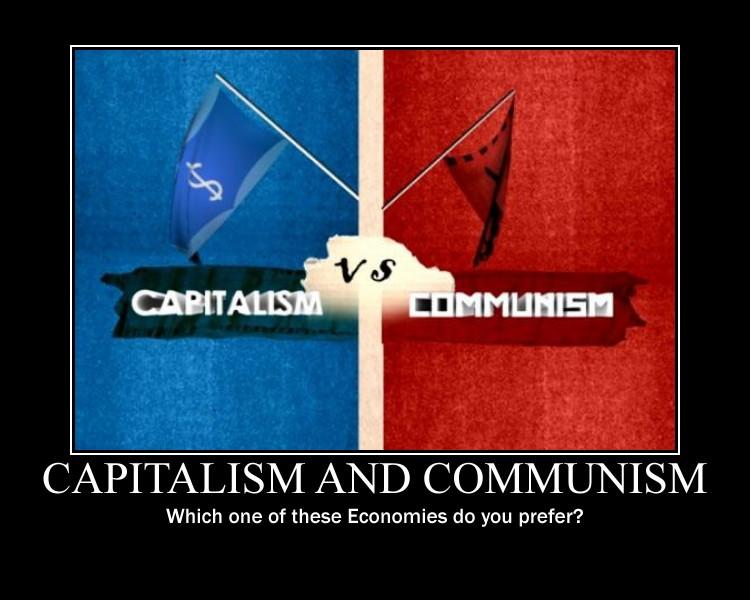 capitalism socialism communism essay