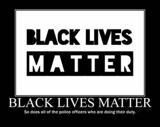 Black Lives Matter by Balddog4