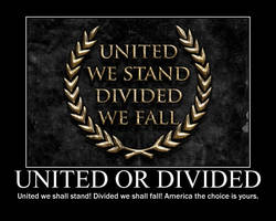 United or Divided by Balddog4