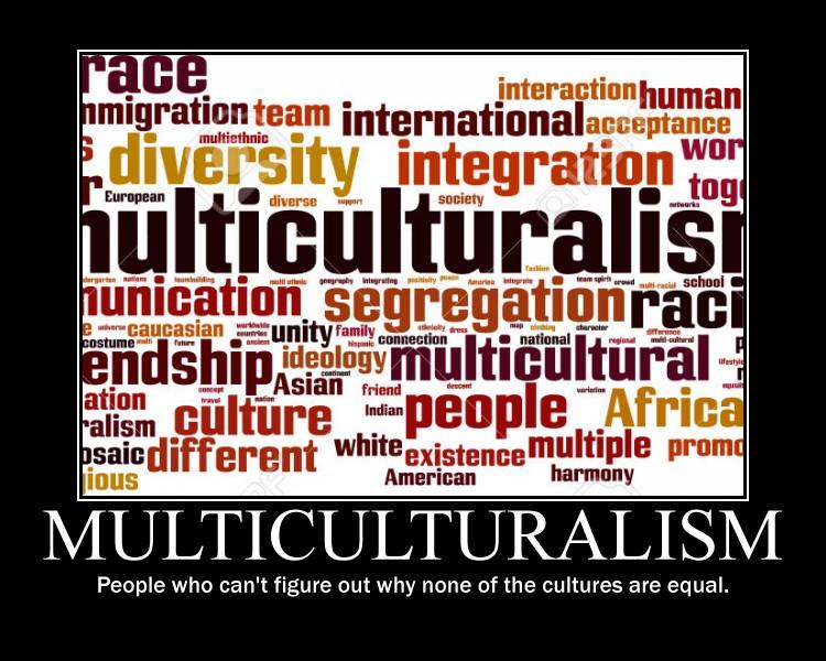 Multiculturalism by Balddog4
