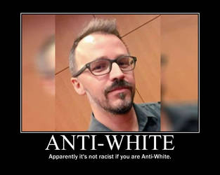 Anti-White by Balddog4