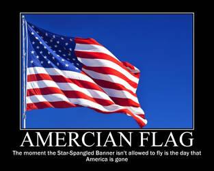 American Flag by Balddog4