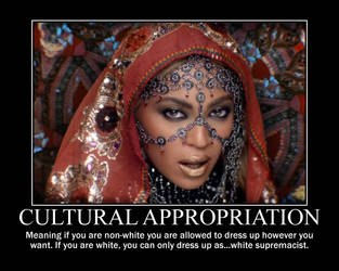 Cultural Appropriation by Balddog4