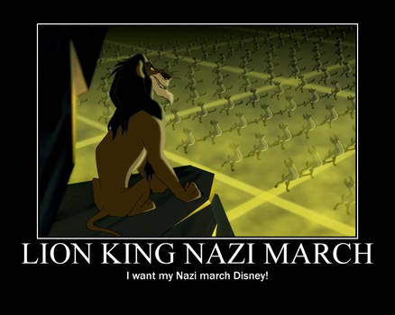 Lion King Nazi March by Balddog4