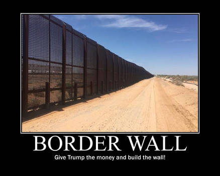 Border Wall by Balddog4
