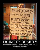 Trumpty Dumpty by Balddog4