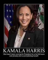 Kamala Harris by Balddog4