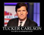 Tucker Carlson by Balddog4