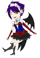 33. Vampire by darksoulobsession