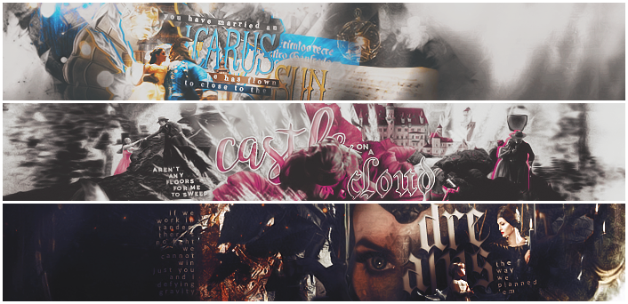 129 - BCD Banners by sylvador123