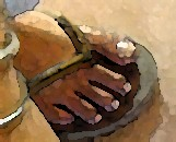 slipper by uselessnutcase