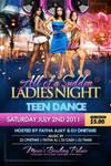 Ladies Night 'Teen Dance'