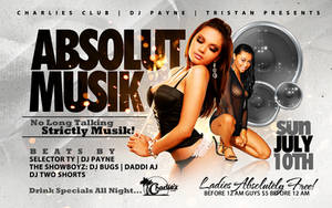 ABSOLUT MUSIK by CandieC