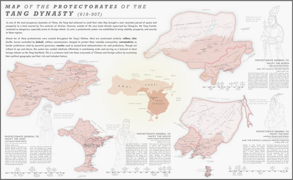 Protectorates of the Tang Dynasty