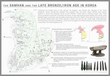 Samhan and the Late Bronze/Iron Age in Korea