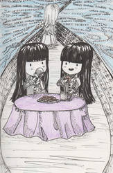 Twin Tea Party Request